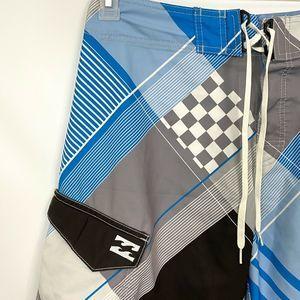 Billabong Swim - Billabong Board Shorts Swim Trunks Bathing Suit 32